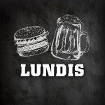 Promotion-Lundis burger