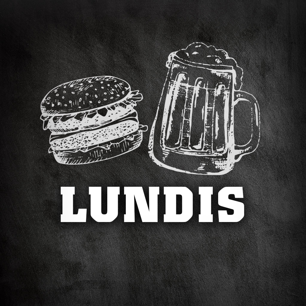 Promotion-Lundis burger