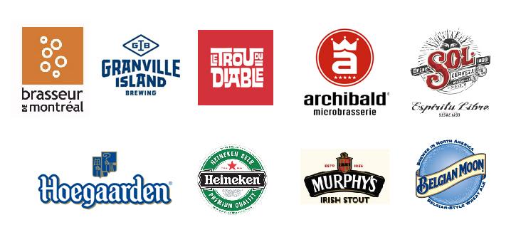 Brasseurs-logos